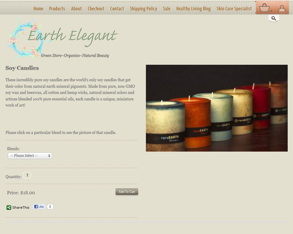 Earth-Elegant