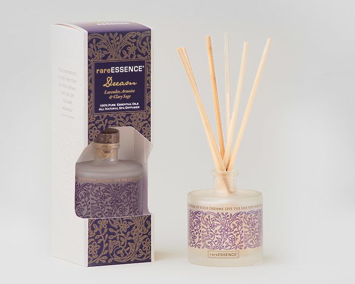 rareEARTH Naturals rareESSENCE Room Diffuser Dream