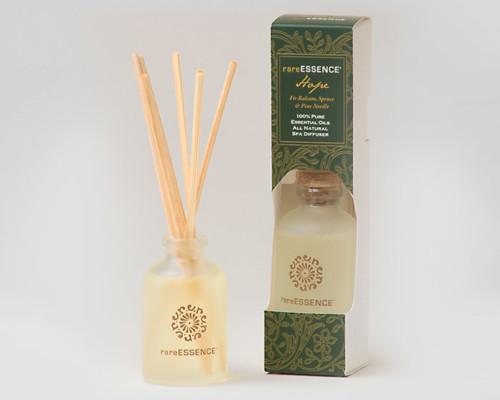 rareEARTH Naturals rareESSENCE Room Diffuser Hope