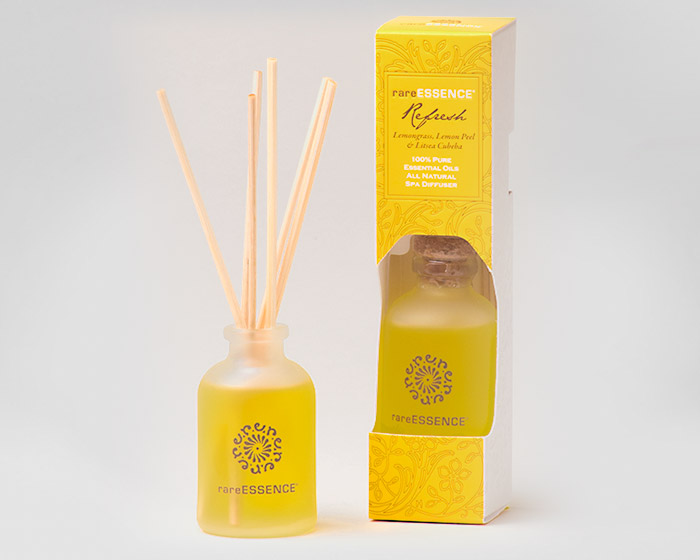 rareEARTH Naturals rareESSENCE Room Diffuser Refresh