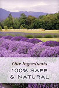 rareEARTH Naturals 100% Safe Ingredients
