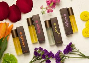 rare earth rare essence essential oil perfume sampler