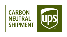 rareEARTH Naturals UPS Carbon Neutral Shipment