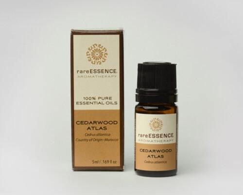rareESSENCE Essential Oil Cedarwood, Atlas