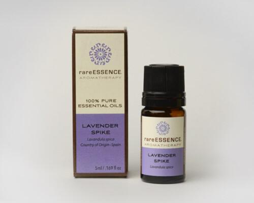 rareESSENCE Essential Oil Lavender, Spike