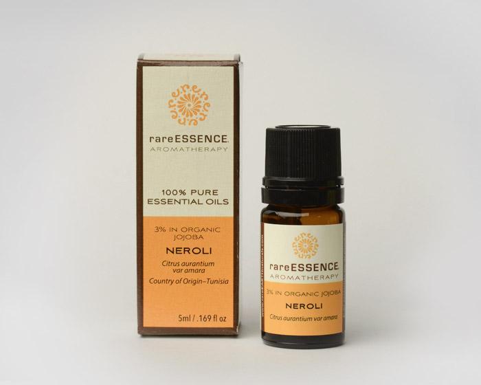 rareESSENCE Essential Oil Neroli 3% Jojoba