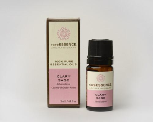 rareESSENCE Essential Oil Sage, Clary