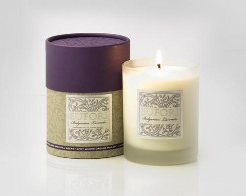 Eufori Candle - Bulgarian Lavender