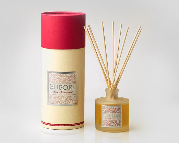 Eufori Diffuser - Rose Sandalwood
