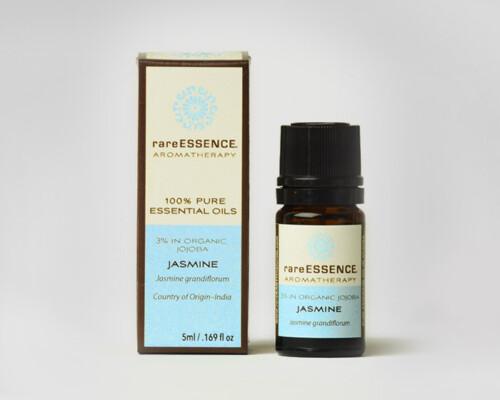 Jasmine Organic Essential Oil