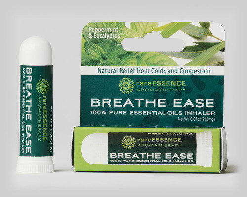 Breathe Ease Aromatherapy Inhaler
