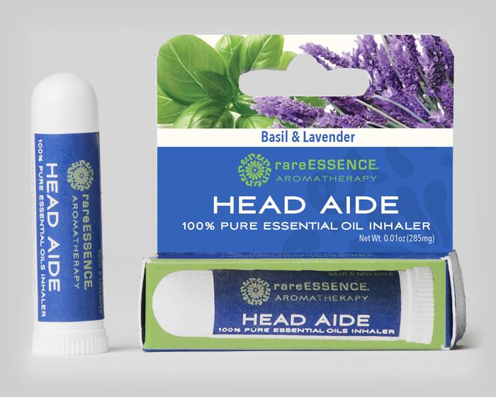 Head Aide Aromatherapy Inhaler