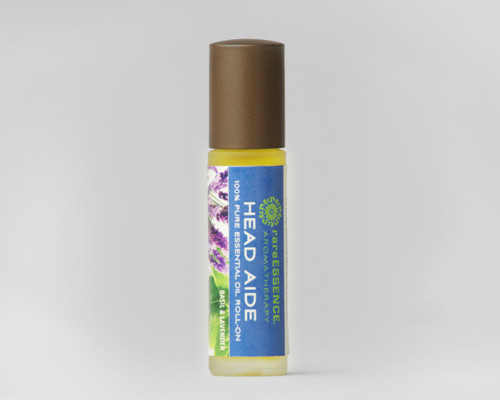 Head Aide Aromatherapy Roll On Oil