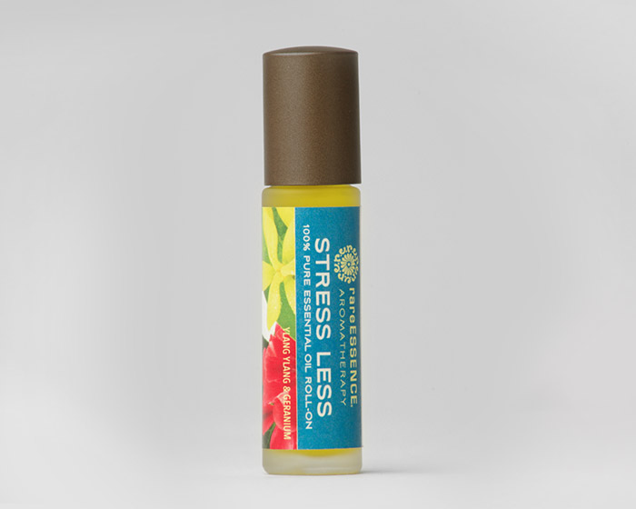 Stress Less Aromatherapy Roll-on Oil